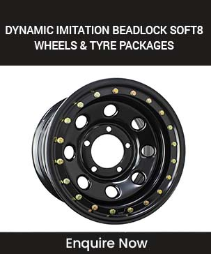 3pk Wheel and Tyre